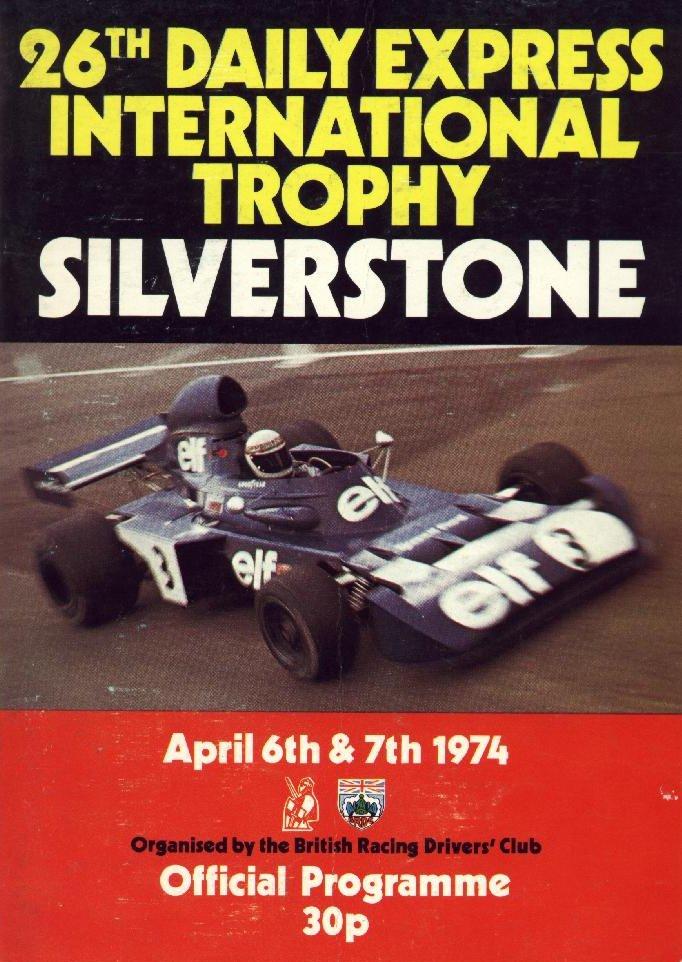 1974 Brdc International Trophy Wikipedia