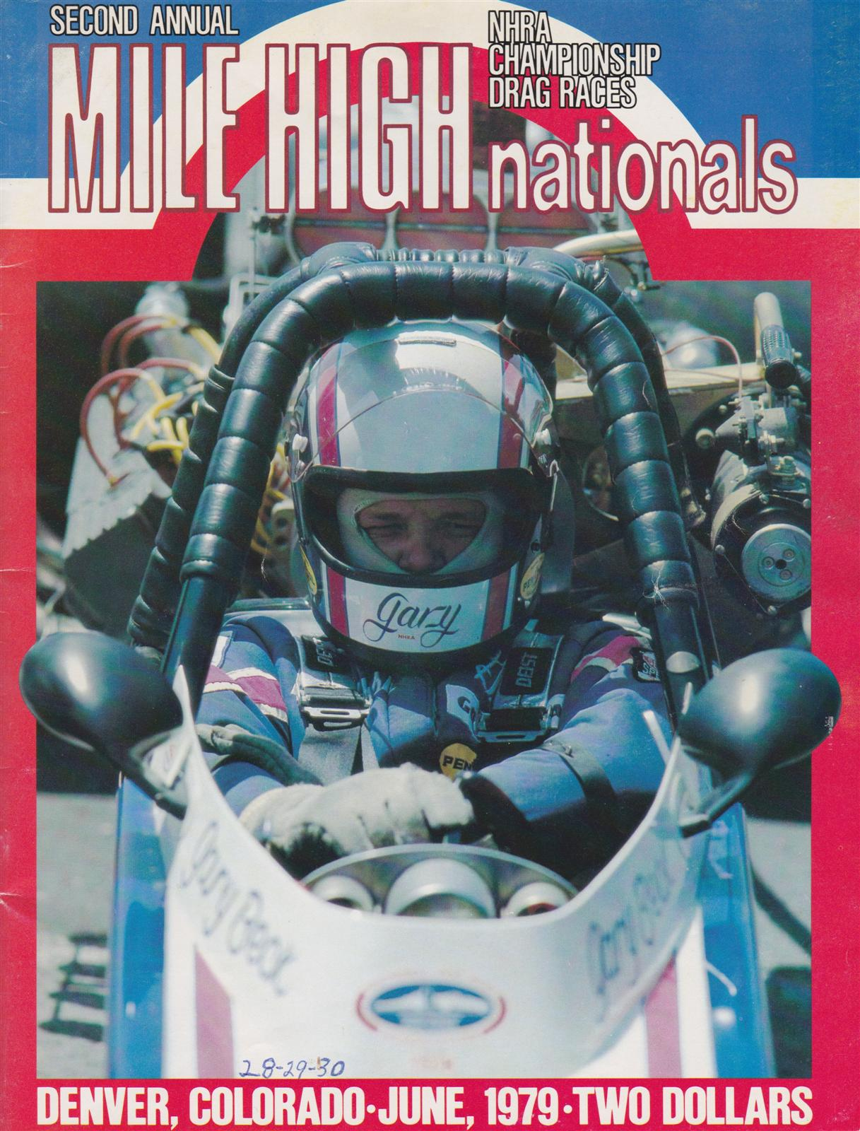 Bandimere Speedway | The Motor Racing Programme Covers Project