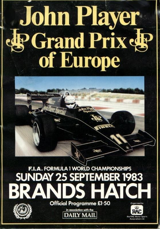 1983 European Grand Prix - Wikipedia