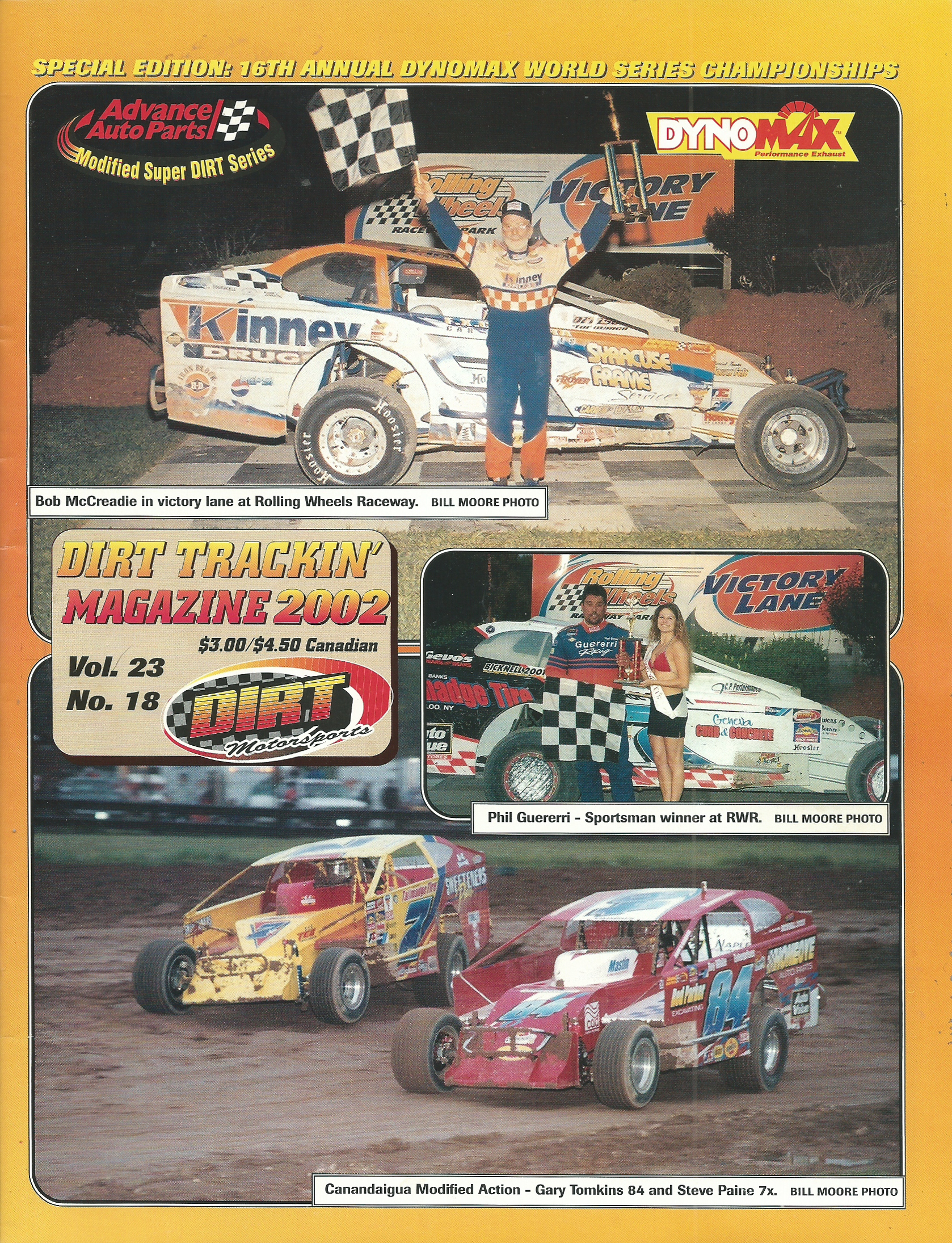 Canandaigua Motorsports Park | The Motor Racing Programme Covers Project