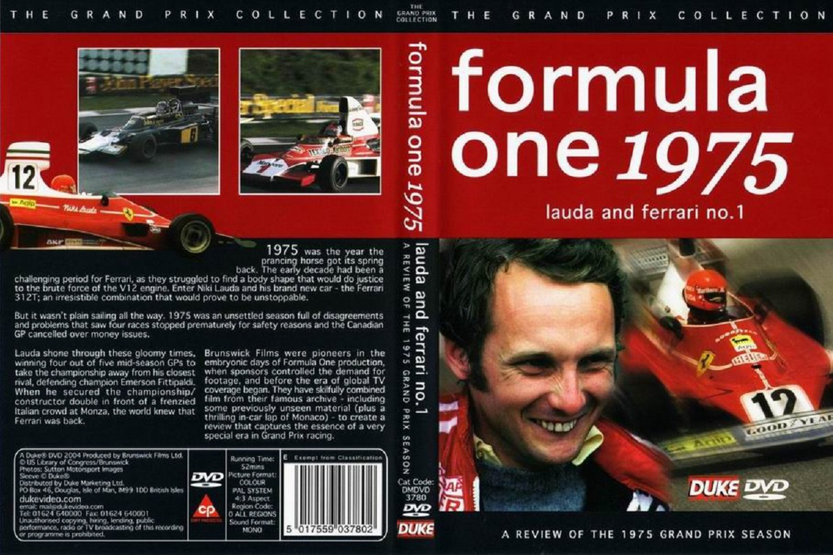F Dvd on 2001 Grand Prix Review