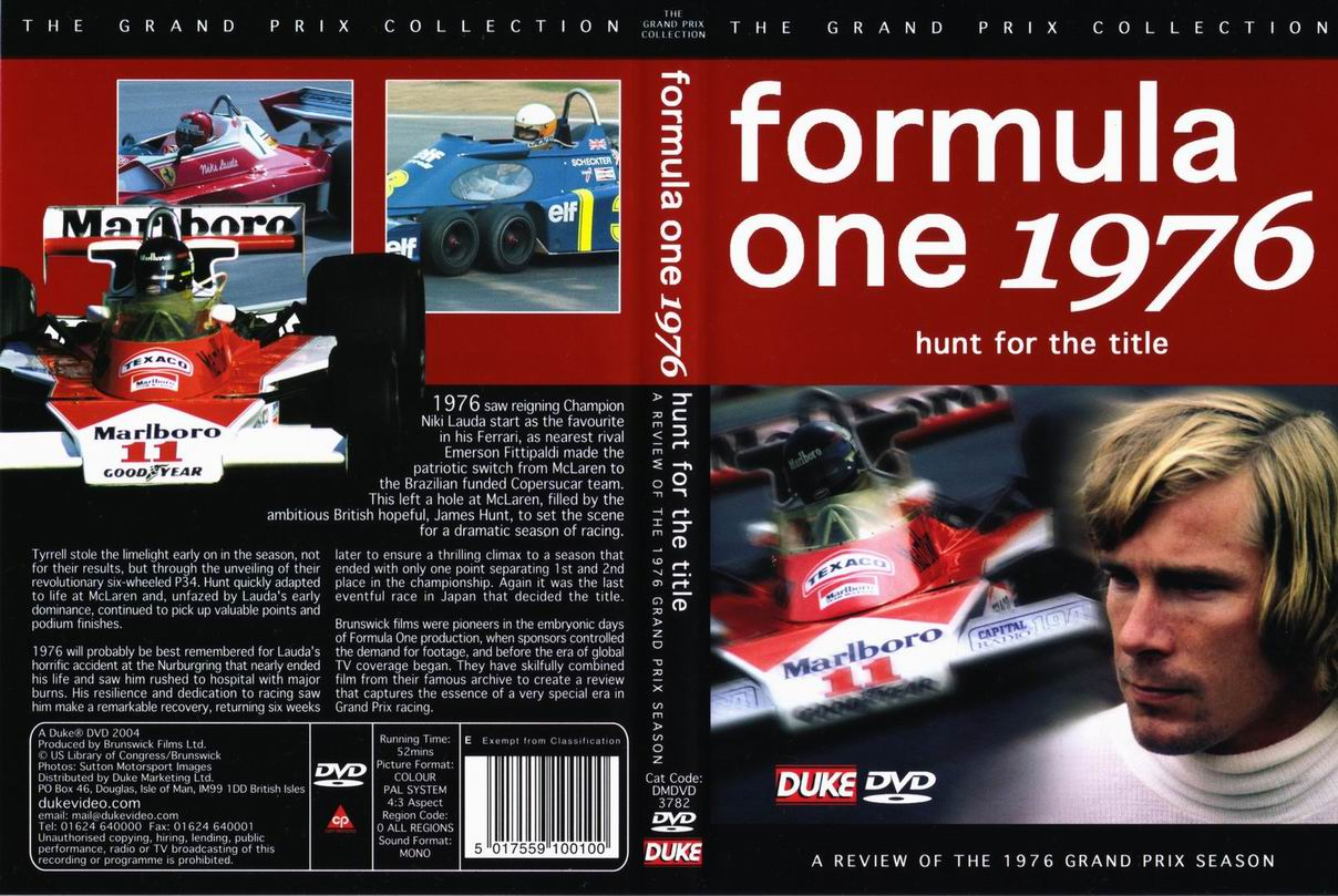 Formula 1 Review DVD/VCRs | The Motor Racing Programme ...