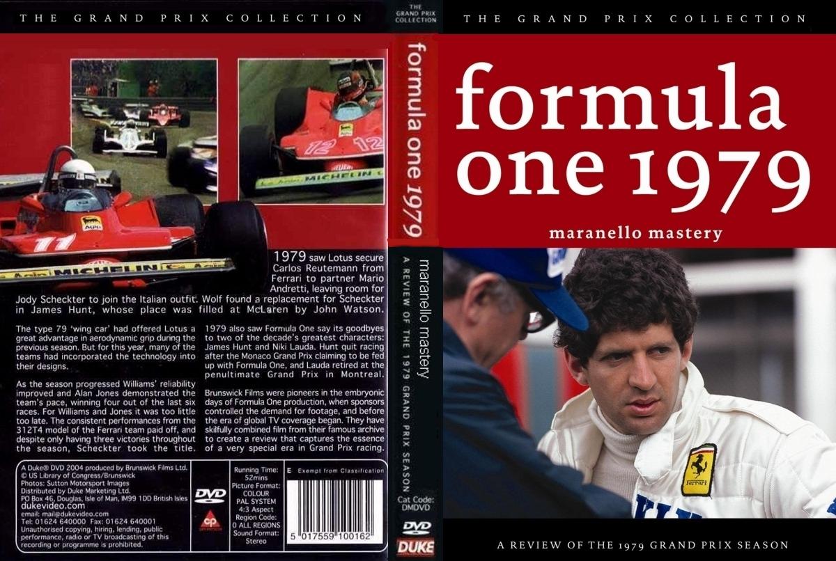 formula 1 review dvd vcrs the motor racing programme. Black Bedroom Furniture Sets. Home Design Ideas