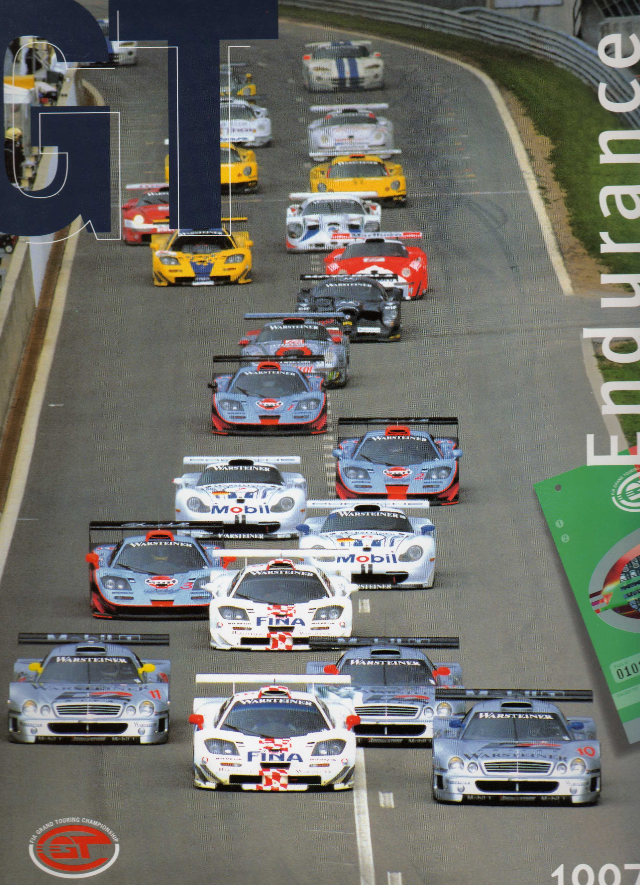 Fia Gt Championship Yearbooks
