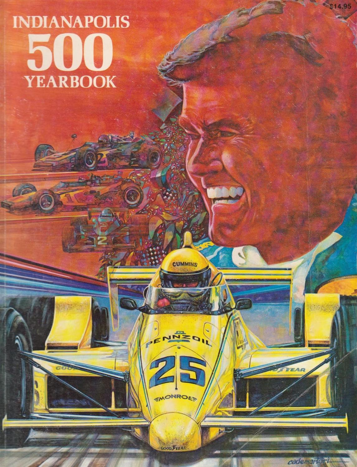 New Trans Am >> Indy 500 Annuals | The Motor Racing Programme Covers Project