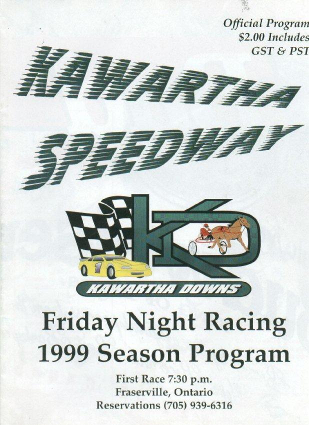 Kawartha Downs Racetrack