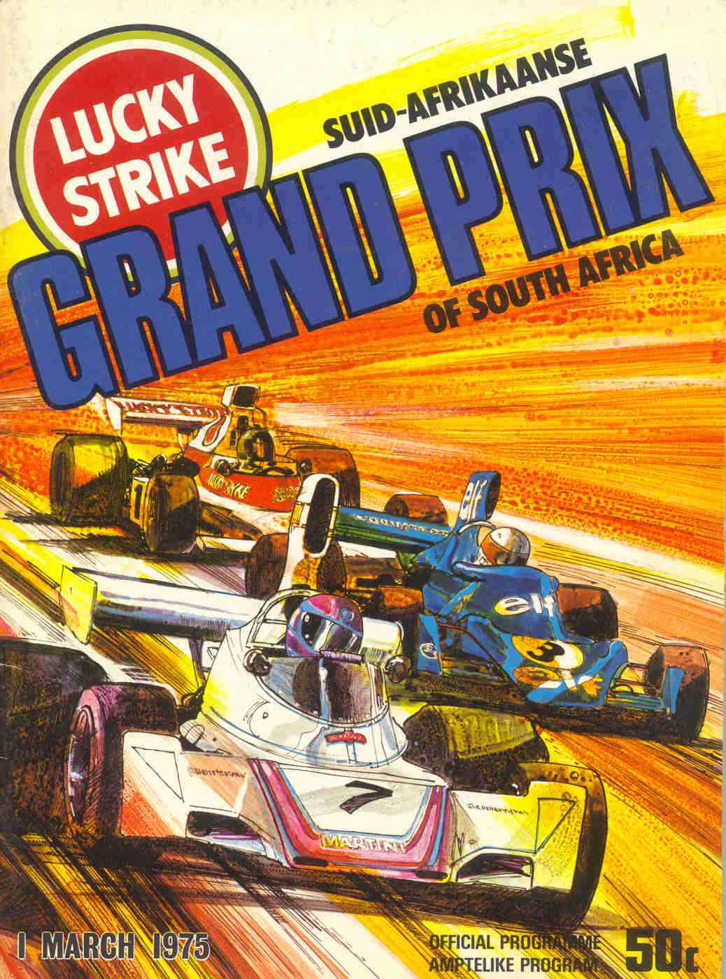 2015 Can Am >> 1975 Formula 1 World Championship Programmes   The Motor Racing Programme Covers Project