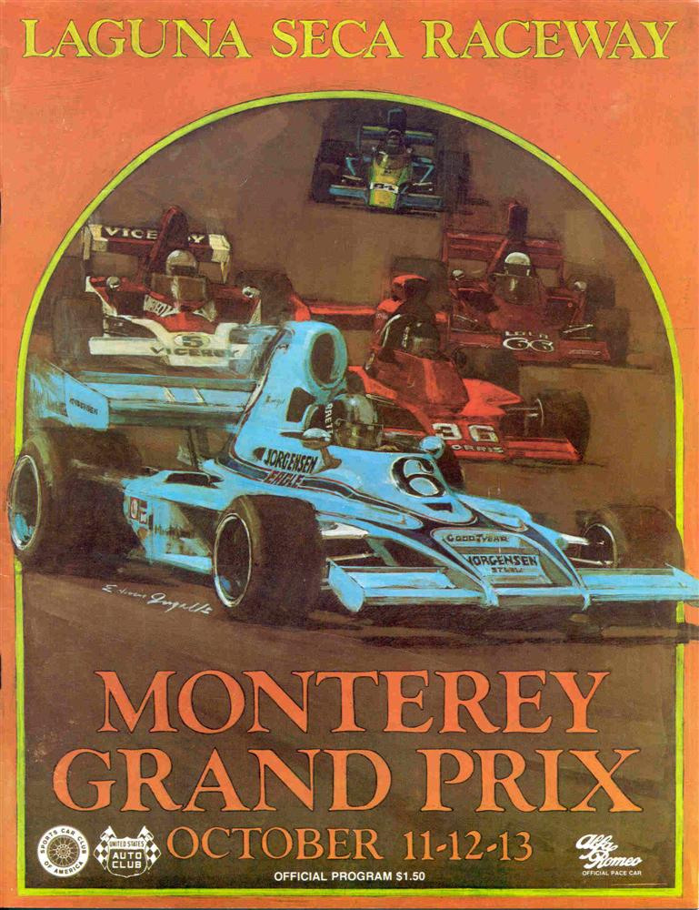 Mid Ohio Raceway >> 1974 SCCA Continental Championship Programmes | The Motor ...