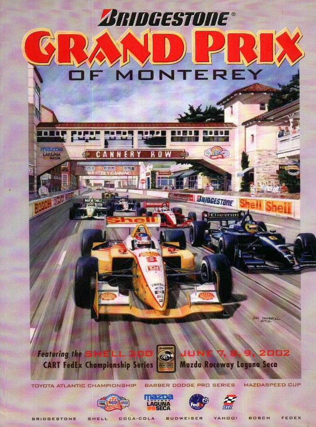 Mid-Ohio Sports Car Course >> 2002 CART Series Programmes | The Motor Racing Programme ...