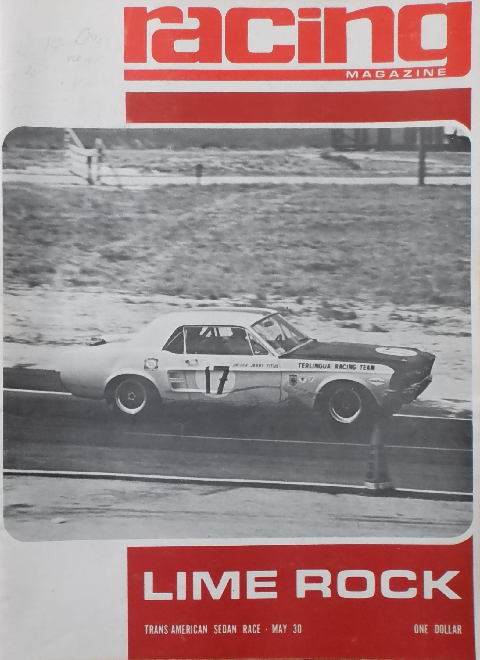 Mid Ohio Raceway >> 1967 Trans-Am Series Programmes | The Motor Racing ...