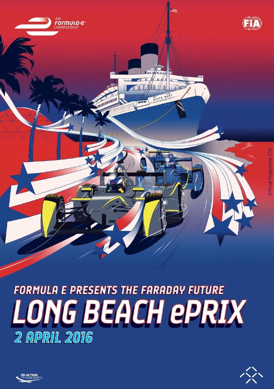 2015 2016 formula e programmes the motor racing for Long beach motor sports