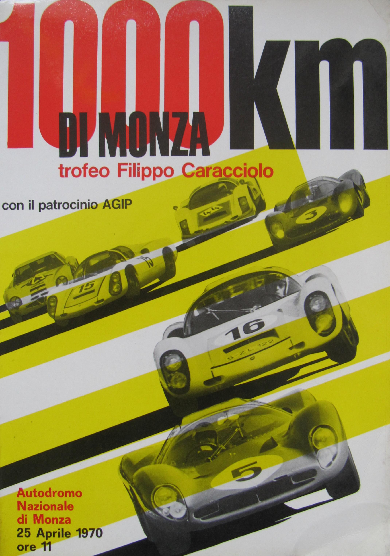 Can Am Car >> 1970 World Sportscar Championship Programmes   The Motor ...