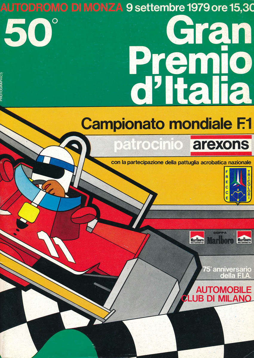 American Racing 2 >> 1979 Formula 1 World Championship Programmes | The Motor ...