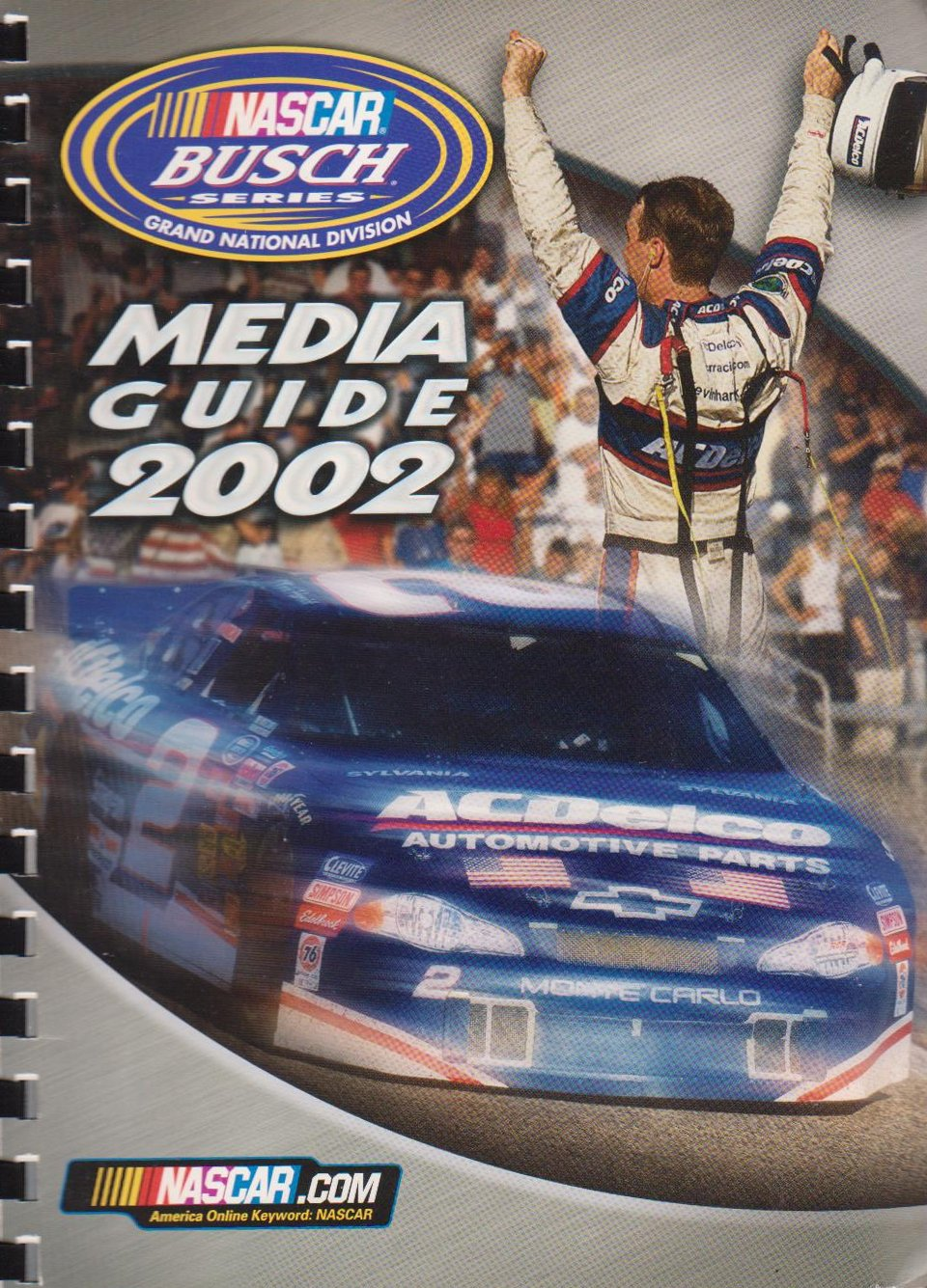 nascar annuals and media guides