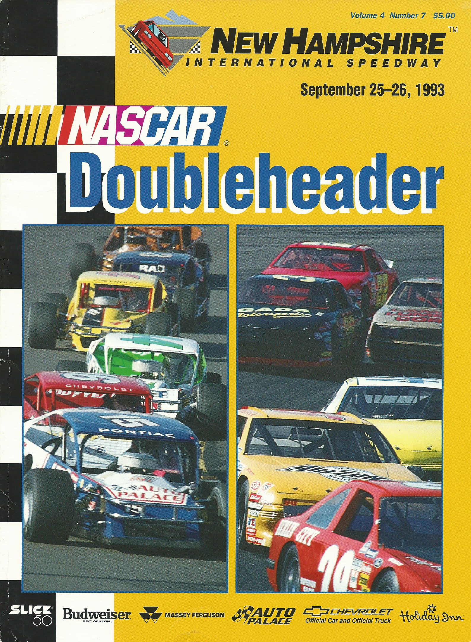 new hampshire motor speedway the motor racing programme covers new hampshire motor speedway 26 09 1993