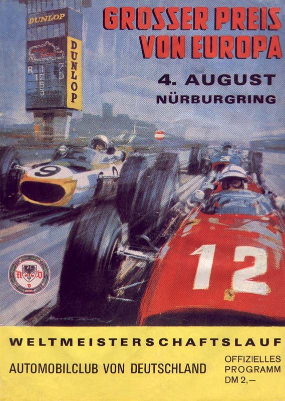 Can Am Car >> 1968 Formula 1 World Championship Programmes | The Motor ...