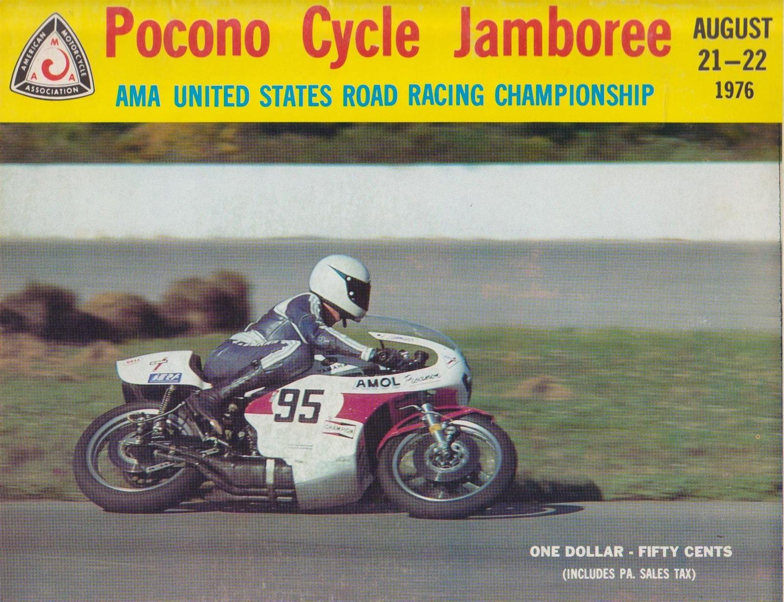 Pocono Raceway The Motor Racing Programme Covers Project