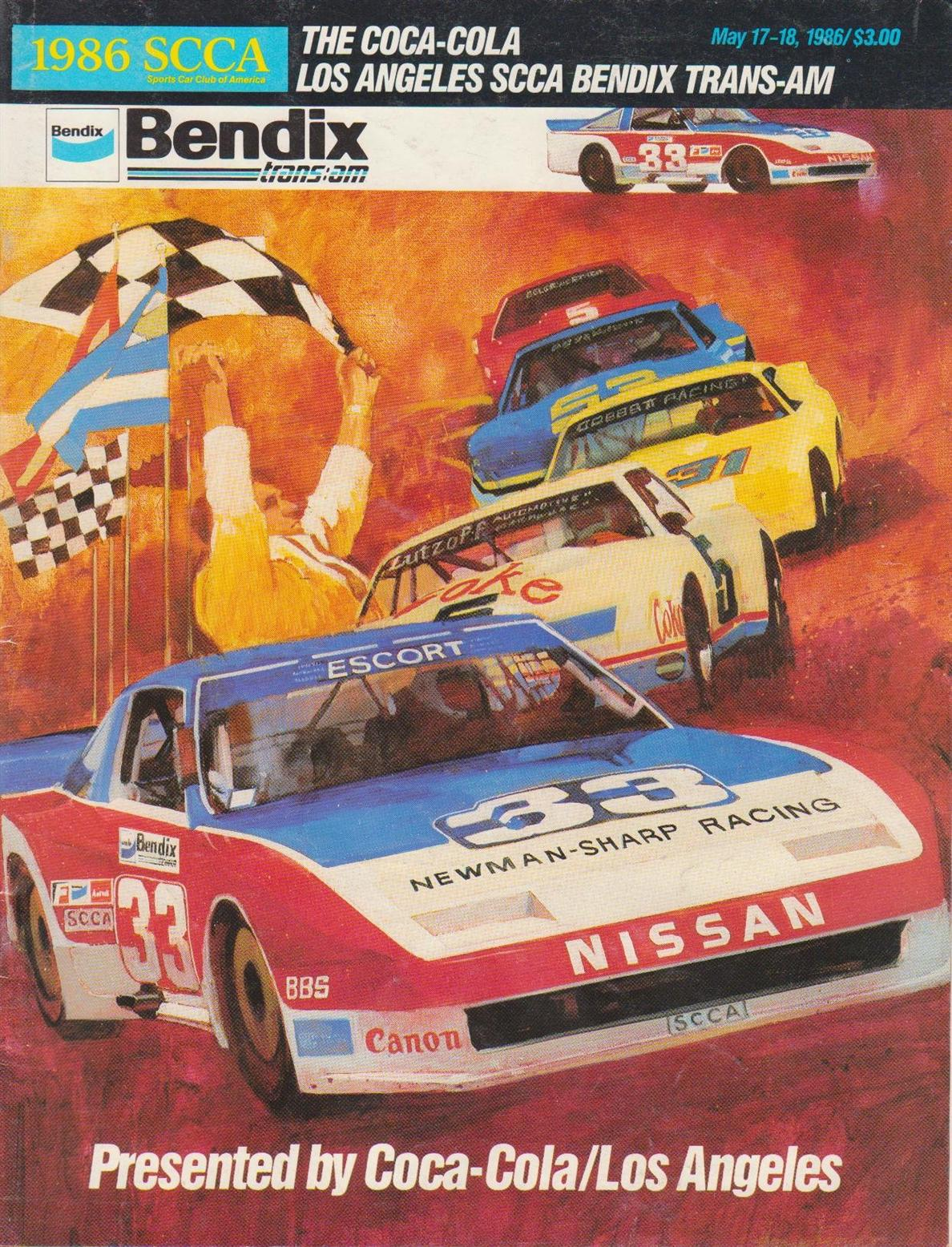 Mid Ohio Raceway >> 1986 Trans-Am Series Programmes | The Motor Racing Programme Covers Project
