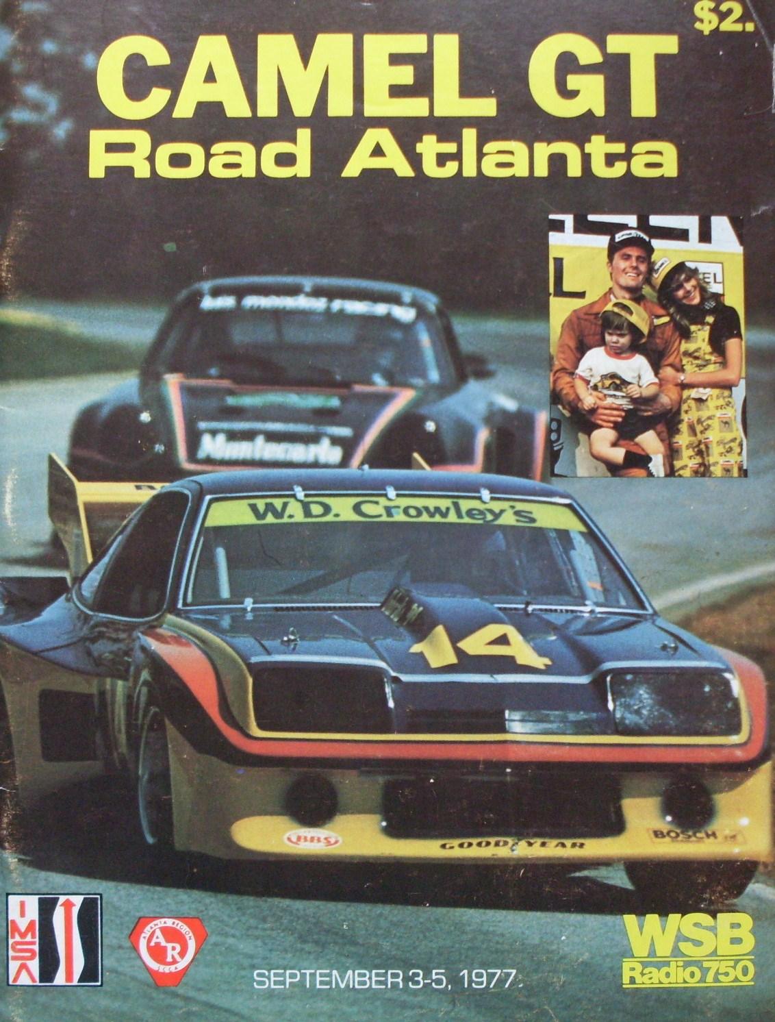 Laguna Seca Raceway >> 1977 IMSA GT Championship Programmes | The Motor Racing ...
