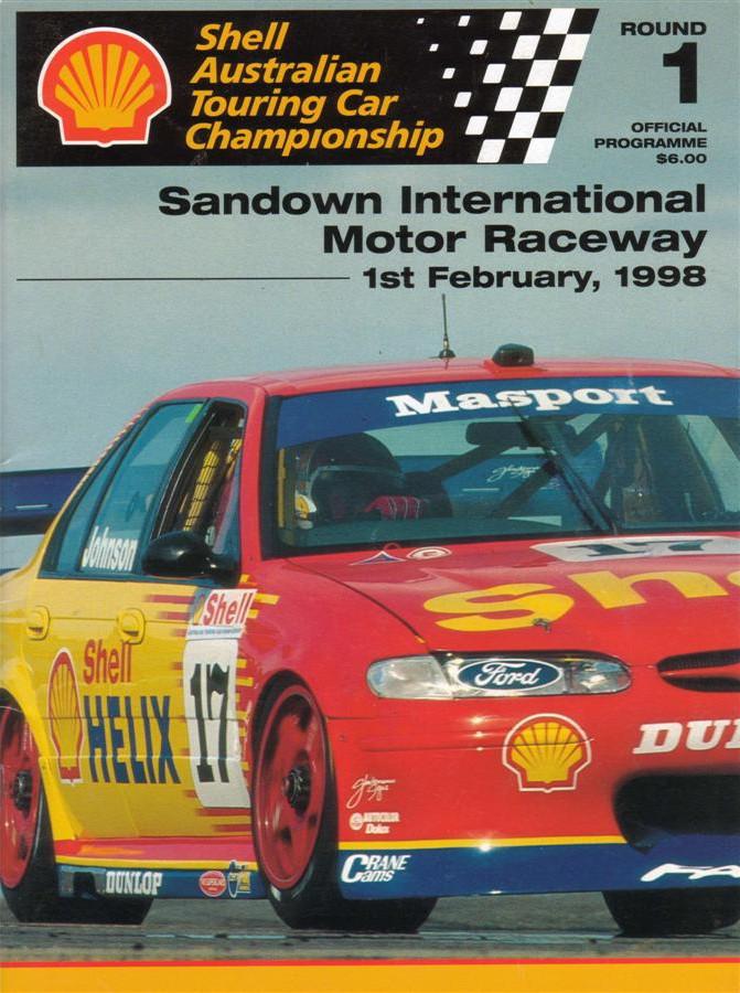 Sandown Car Races