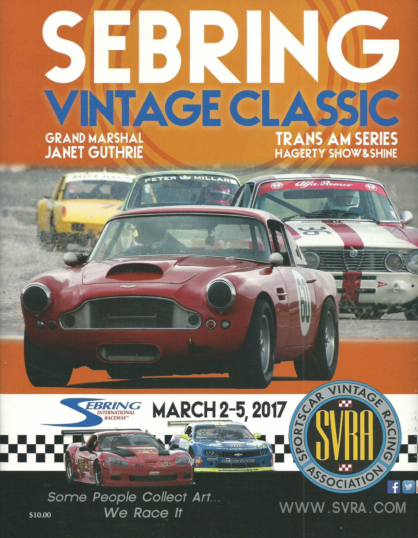 On This Day In History The Motor Racing Programme Covers