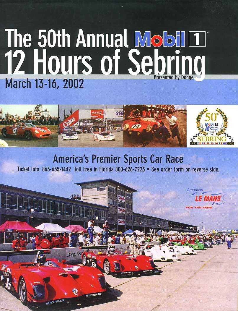 Ticket Flyers And Fixture Guides The Motor Racing