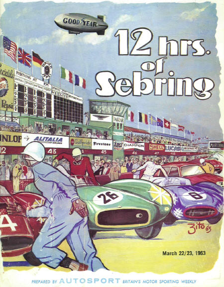 1963 World Sportscar Championship Programmes The Motor