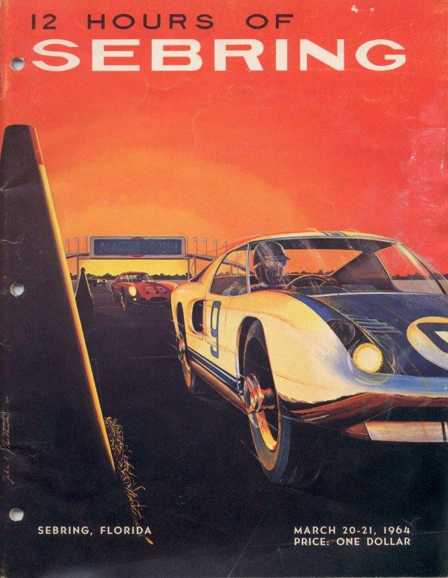 1964 World Sportscar Championship Programmes The Motor