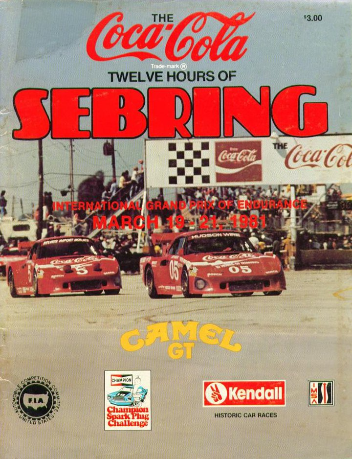 1981 World Sportscar Championship Programmes The Motor