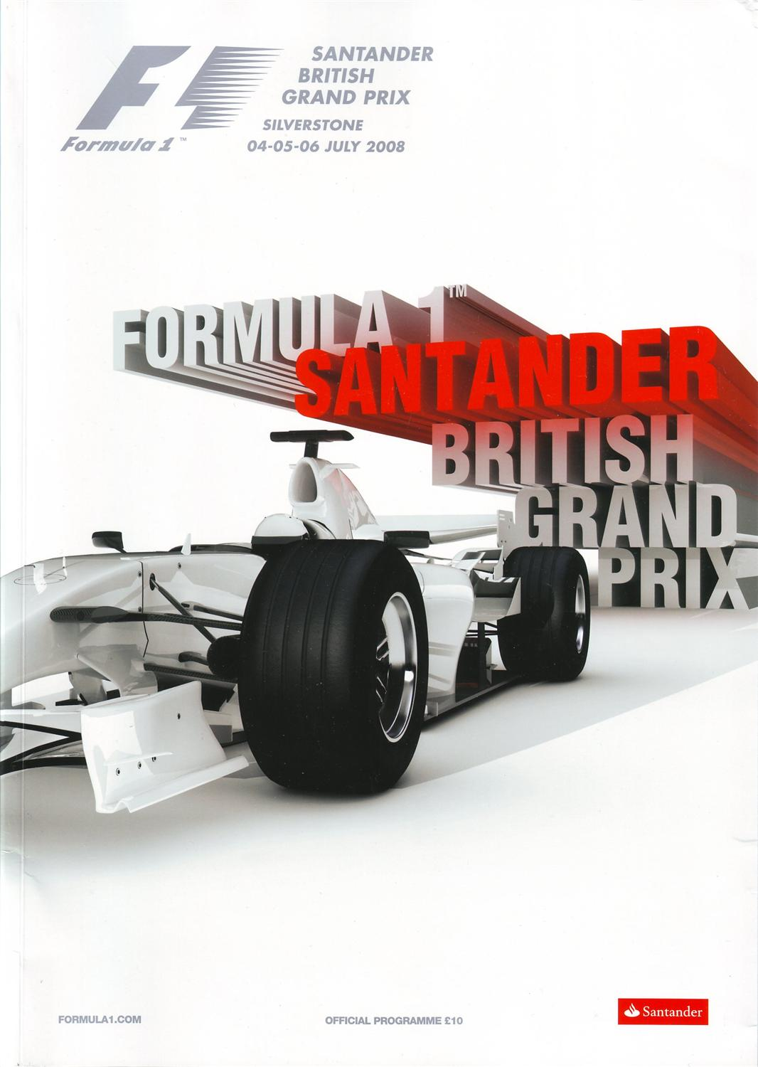 2008 british grand prix wikipedia. Black Bedroom Furniture Sets. Home Design Ideas