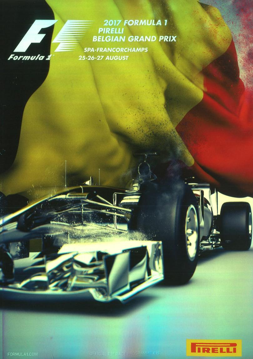 Azerbaijan Grand Prix >> 2017 Formula 1 World Championship Programmes | The Motor ...