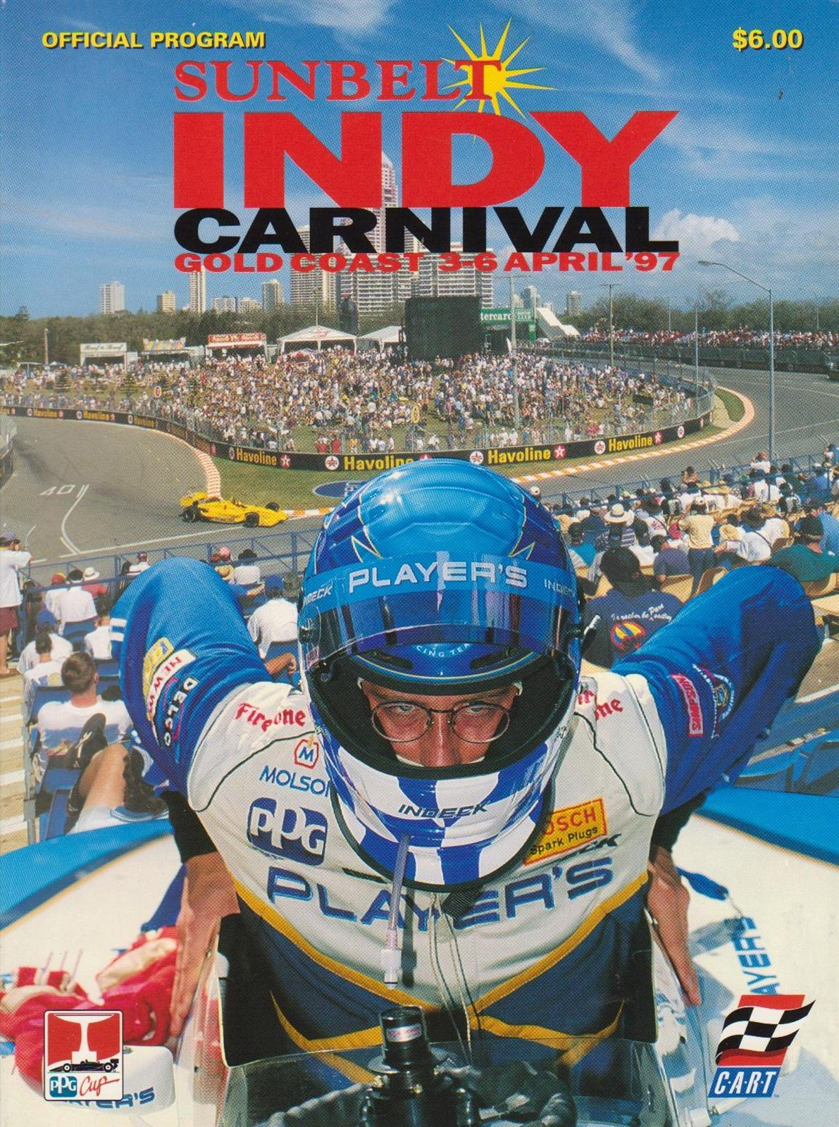 Laguna Seca Raceway >> 1997 CART Series Programmes | The Motor Racing Programme ...