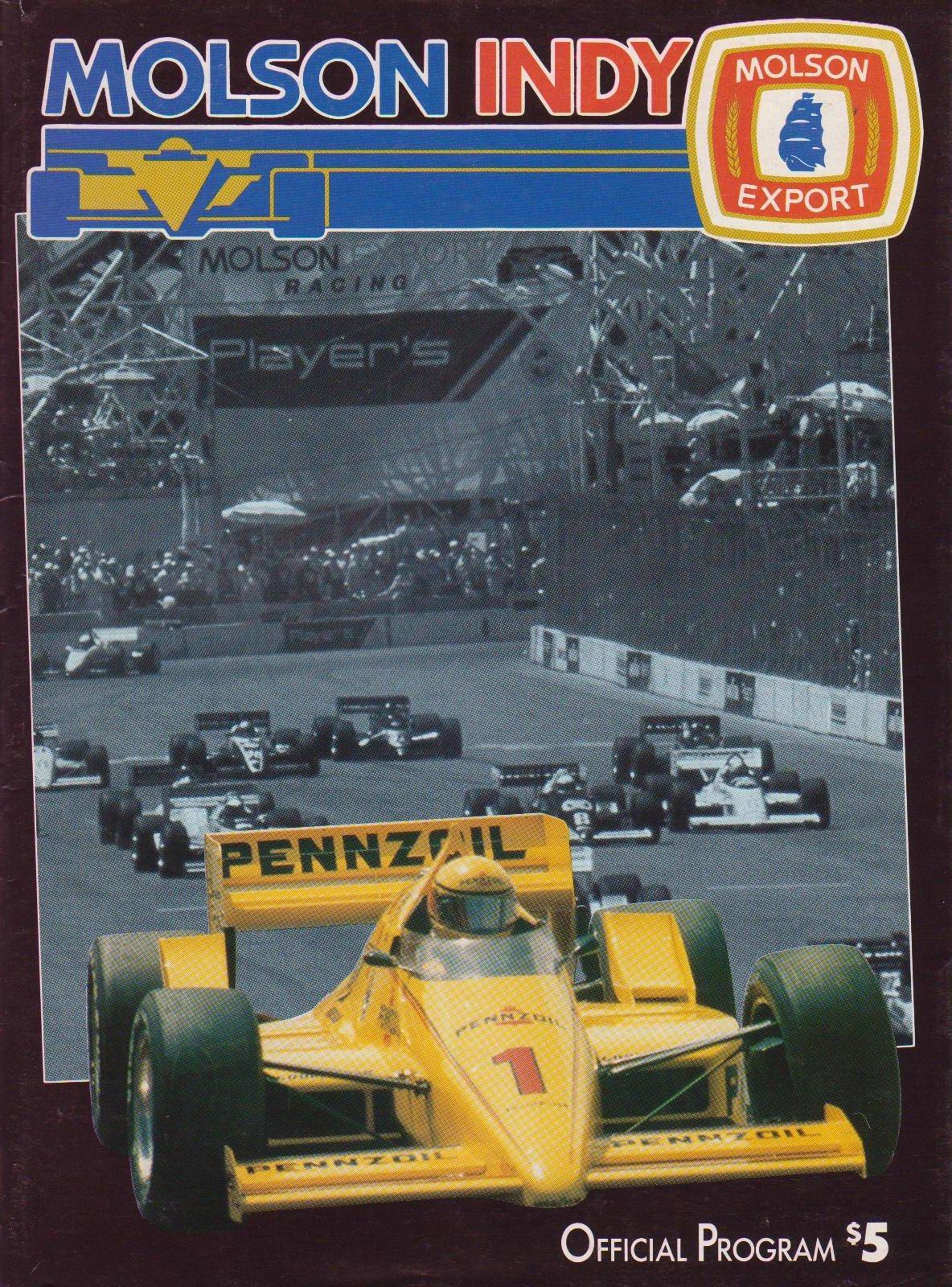 Mid Ohio Raceway >> 1989 CART Series Programmes | The Motor Racing Programme ...