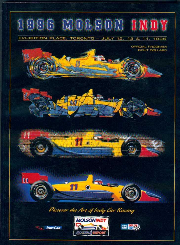 Mid Ohio Sportscar Course >> 1996 CART Series Programmes   The Motor Racing Programme ...