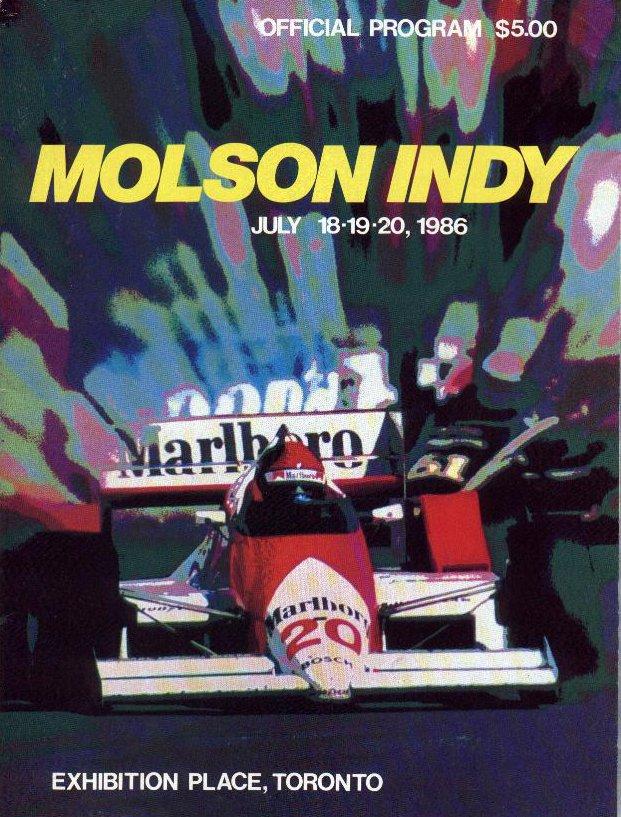 Mid Ohio Sportscar Course >> 1986 CART Series Programmes | The Motor Racing Programme ...