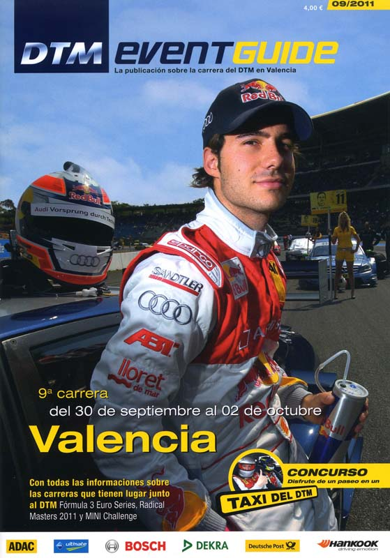 Valencia Ricardo Tormo The Motor Racing Programme Covers Project